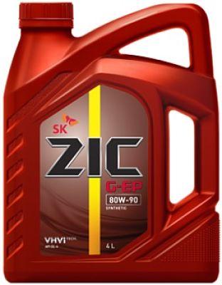 Канистра трансмиссионного масла zic