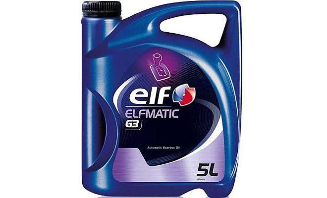 Трансмиссионное масло Эльф