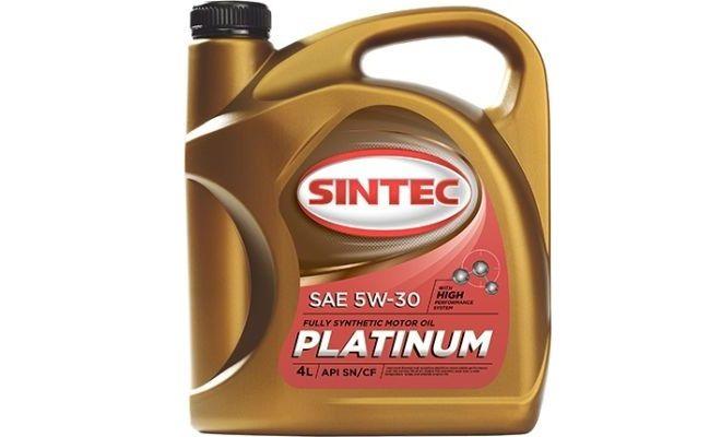 Sintec Platinum 5w-30
