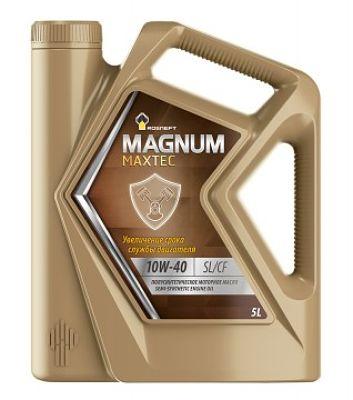 Моторное масло Роснефть Magnum Maxtec 10w-40