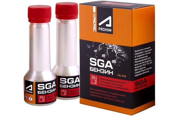 Suprotec SGA
