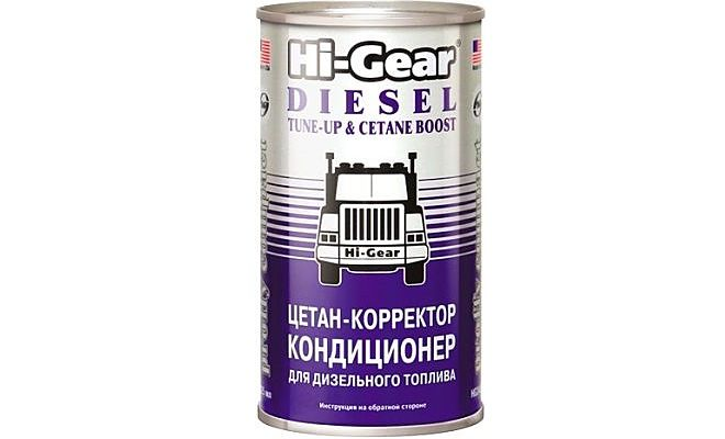 Цетан-корректор Hi-Gear