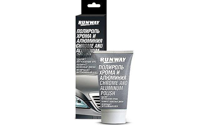 Полироль хрома и алюминия Runway