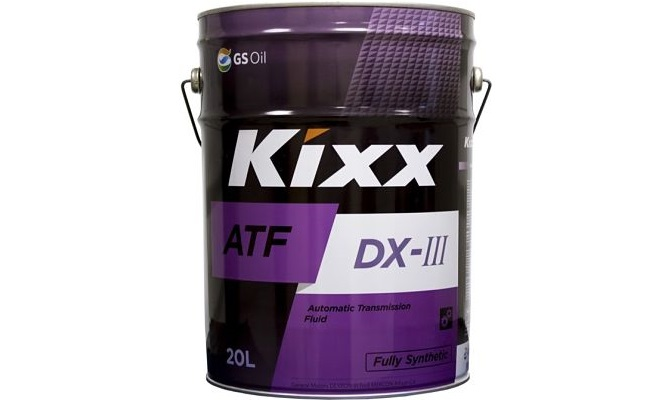 Kixx ATF DX 3