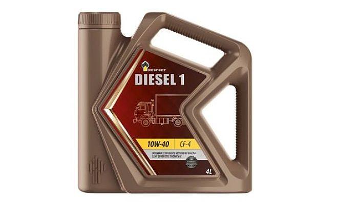 Rosneft Diesel 1 10w-40